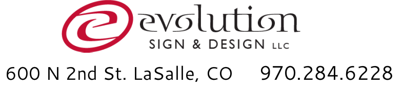 Evolution Sign and Design